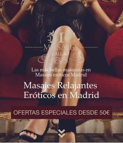 Masajes Eróticos en Madrid